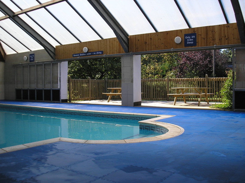 Thornton 39 S Holt Camping Park Swimming Pool